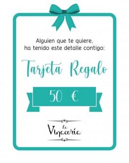 copy of TARJETA REGALO 15€