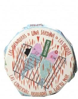 copy of Sardinas brasa