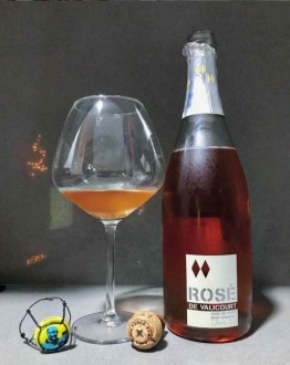 Rosé De Valicourt Brut Reserva